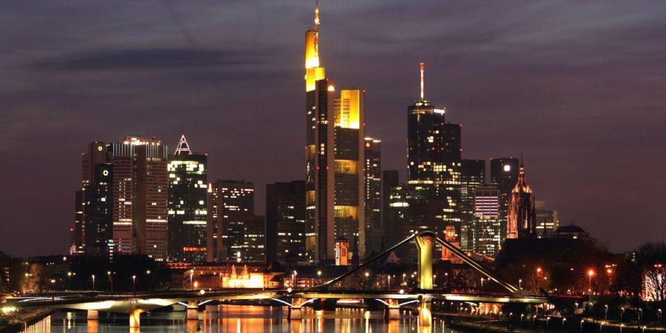 Wolkenkratzer-Frankfurt-businesscenter
