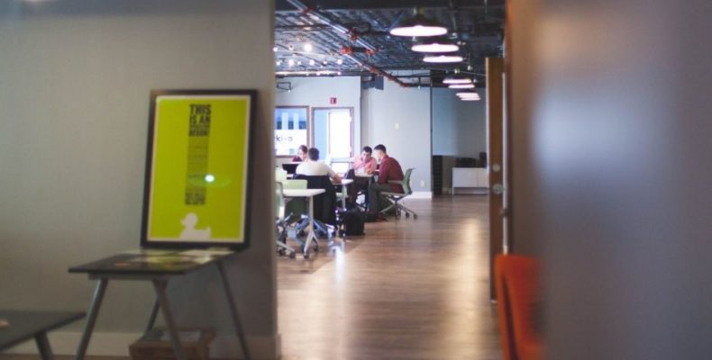 Coworking space, Büros Blog