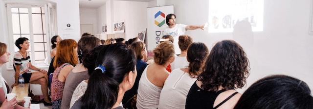 Start-Up Factory Berlin, Google