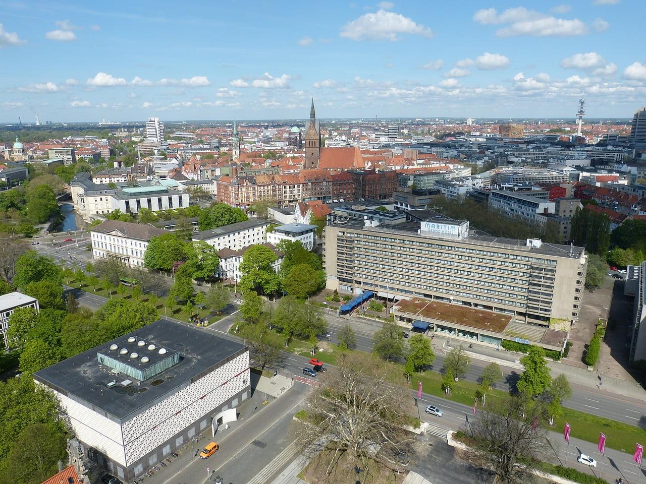 Der Markt für Gewerbeimmobilien wächst in Hannover
